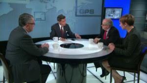 On GPS: Political polarization & the GOP