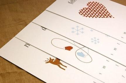 Print and Give - 2009 Printable Calendar