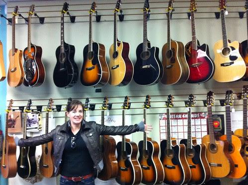 Maggie Traverse City Guitar