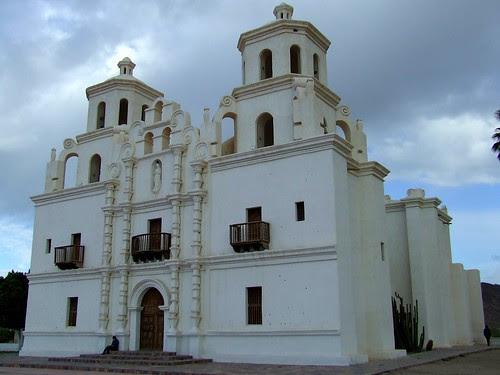 Templo Pueblo Viejo, Caborca