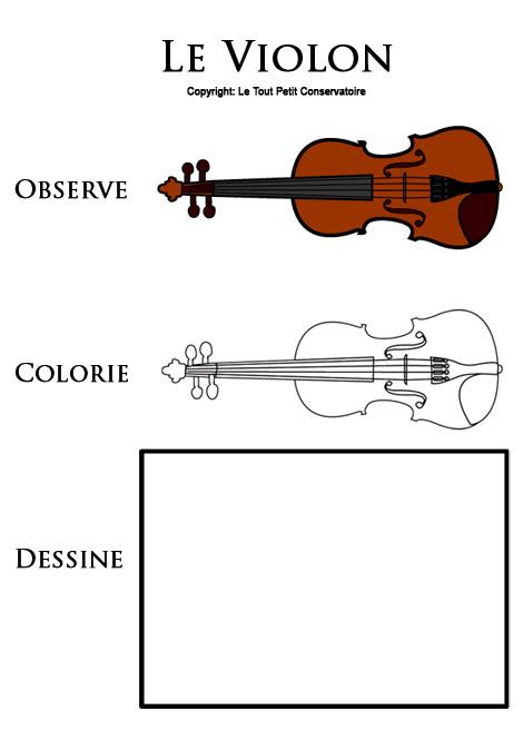 Coloriage Instruments De Musique Coloriages Coloriage à Imprimer