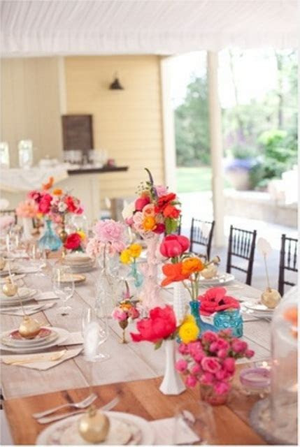 52 Fresh Spring Wedding Table Décor Ideas   Weddingomania