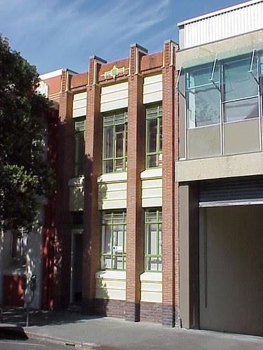 Louis Hay's Office, Napier