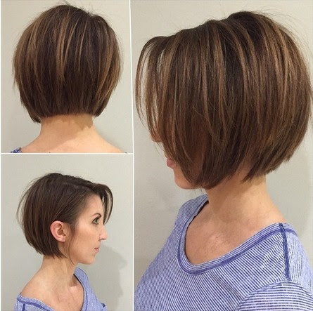 Short Layered Hairstyles For S And Women Por Haircuts