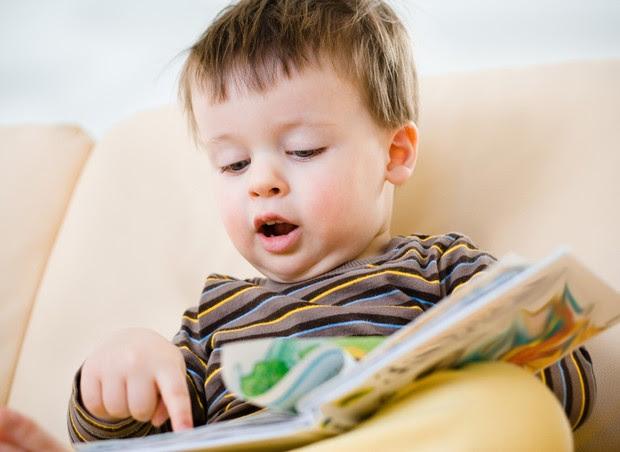 história; criança; leitura; livro (Foto: Shutterstock)