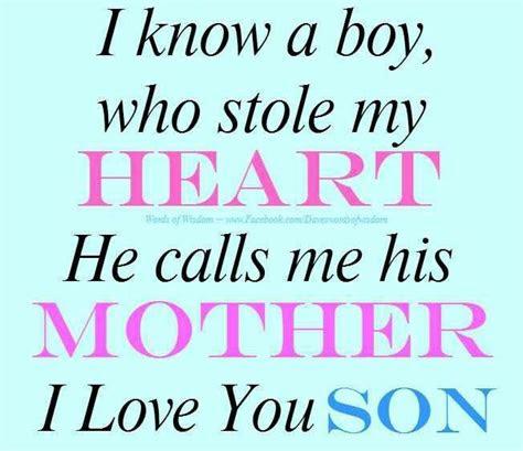 Love U My Son Quotes