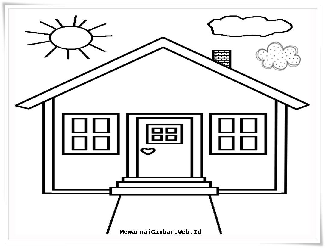 6500 Koleksi Contoh Gambar Rumah Yang Mudah Gratis Terbaik