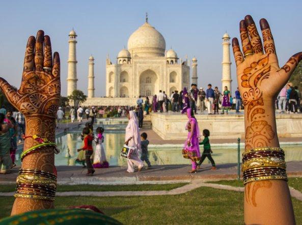 Il Taj Mahal