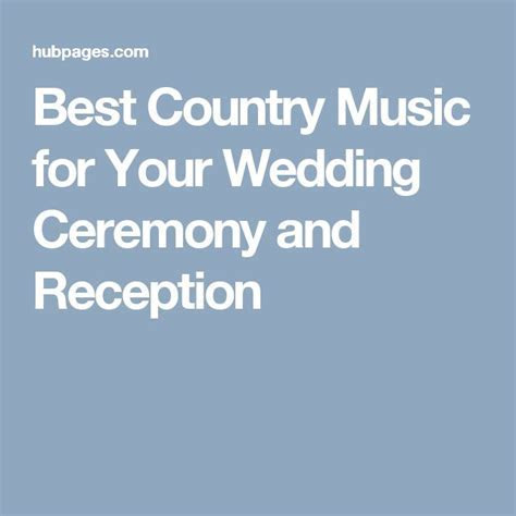 25  best ideas about Wedding Songs Ceremony on Pinterest