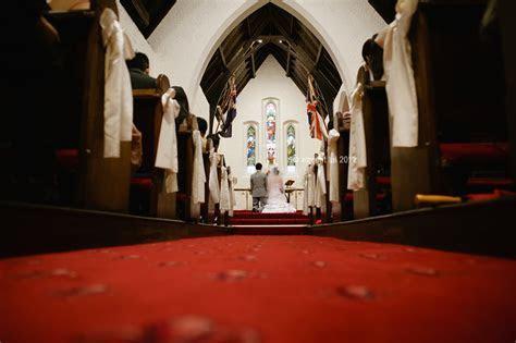 Rose Bay Club Wedding   St Peter's Anglican Church Watsons