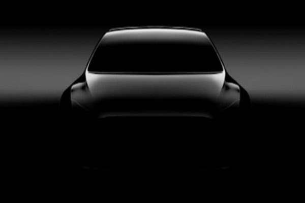 25f56ce8 Elon Musk: Viser fram Tesla Model Y om en drøy uke