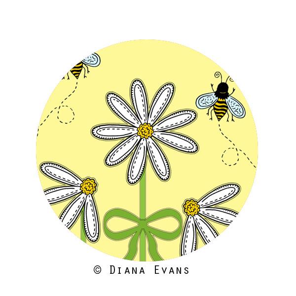 Daisy Party - blog2