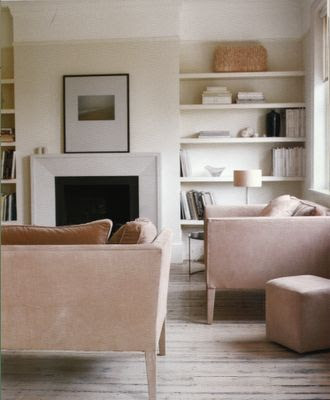 blissfulb - bliss blog - my happy place: a room from a beatifulbook