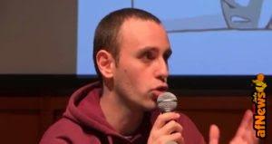 Video: conferenze e una è con Zerocalcare
