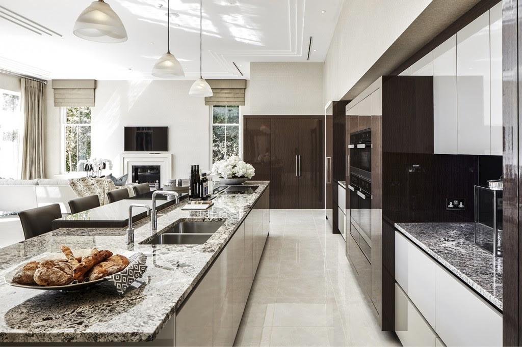 Luxury Kitchen Design St. George's Hill | Extreme Design