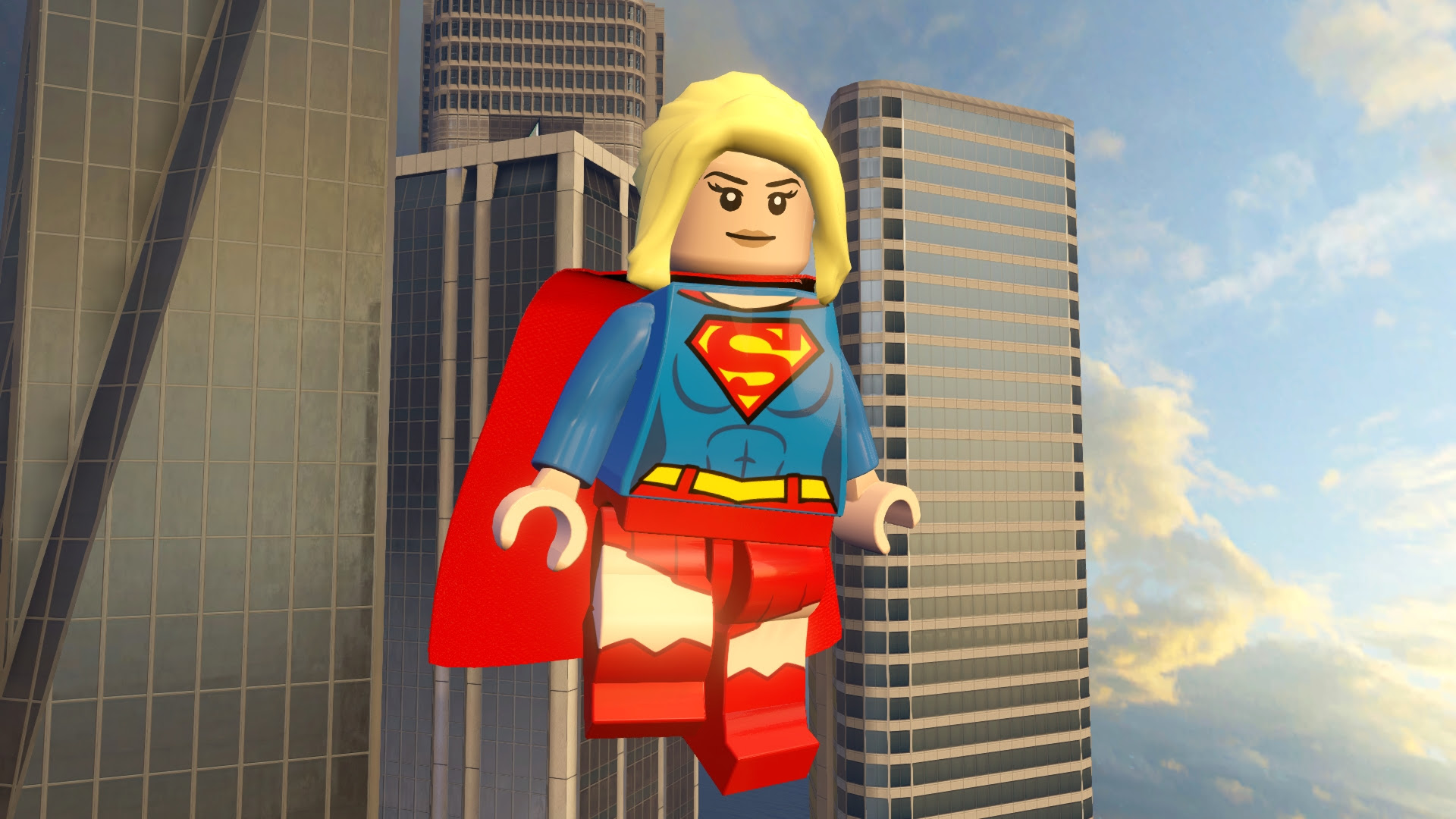 Supergirl Is Coming To Lego Dimensions On Ps4 Ps4 Games