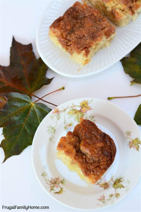 apple cinnamon coffee cake  easy coffee cake recipe