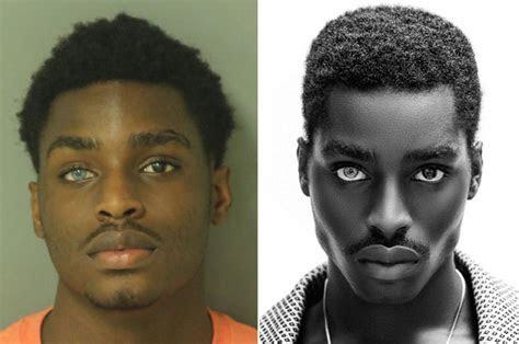 This guy?s mug shot led to a modeling career