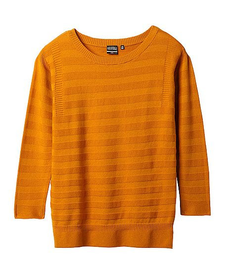 Hidenori Kumakiri for Uniqlo DIP Crew Neck 3/4 Sleeve Sweater