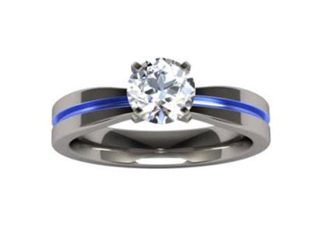 Where to Find Titanium Engagement Rings   LoveToKnow