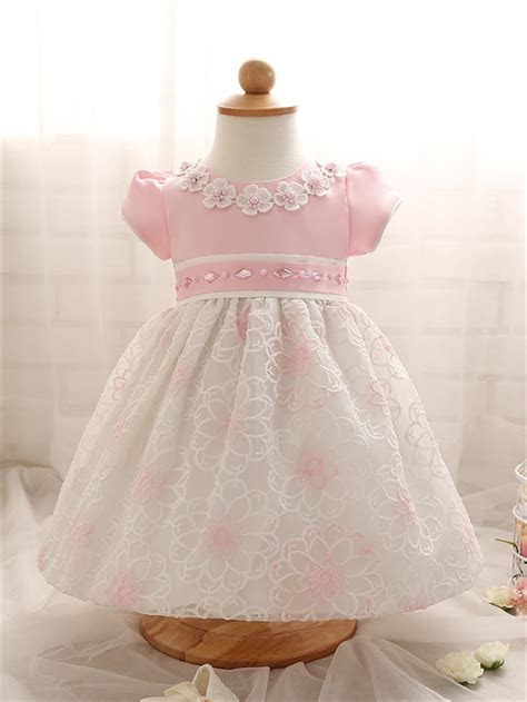 Little Girl Baby Dresses For Wedding First Birthday