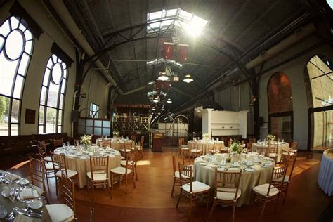 A Totally Unique Railway Pavilion Wedding in Calgary