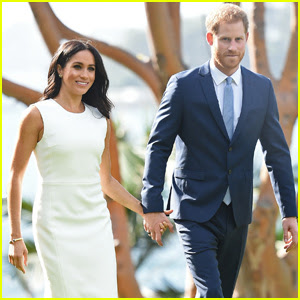 Meghan Markle & Prince Harry Make First Appearance Since Announcing Pregnancy News