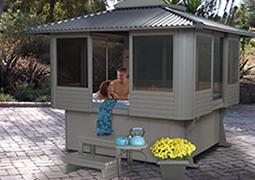 Spa Gazebos Hot Tub Enclosures Tiny Houses Kits For Sale