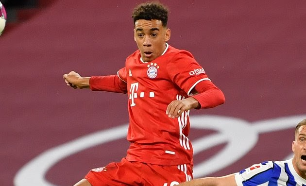 Bayern Munich set to offer an improved contract to Ex Chelsea academy player Musiala amid interest from Liverpool & Man Utd