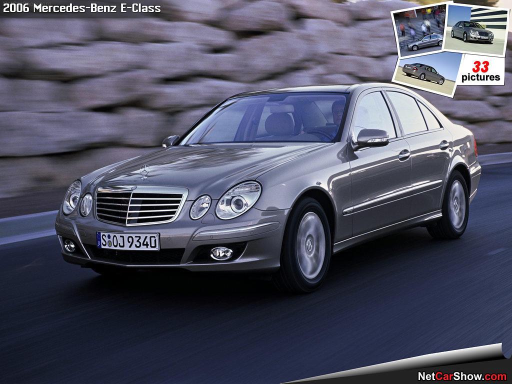 Mercedes-Benz E-Class (2006) picture #04, 1024x768