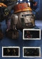 Star Wars Rebels Sticker Collection 2014 / Poster Page 4
