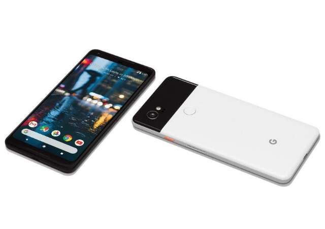 Google Pixel 2 XL Goes Official with QHD+ Display, 3520mAh Battery