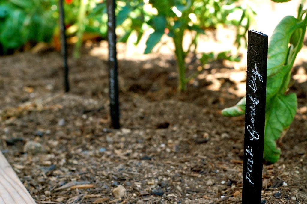 garden marker diy