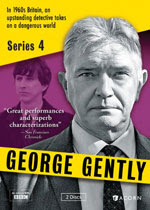 George Gently: Series Four, a Telemystery Crime Series