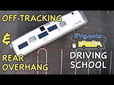 RV Geeks videos: Driving School, Hot & Hearty Breakfast, Hatchlift Kit Installation, WiFi Ranger Update, Trona Pinnacles RV Boondocking