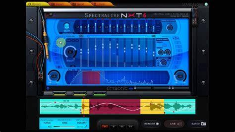 spectralive  stand  audio enhancer vitalizer