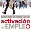 Foro de Activación del Primer Empleo, 25 y 26 de septiembre de 2013