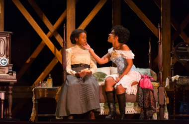McCarter offered up its best production of the season