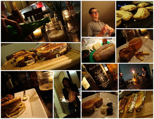 Grilled Cheese Get Together