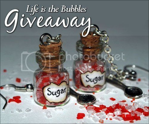 Disney Jewelry Giveaway by Life is the Bubbles