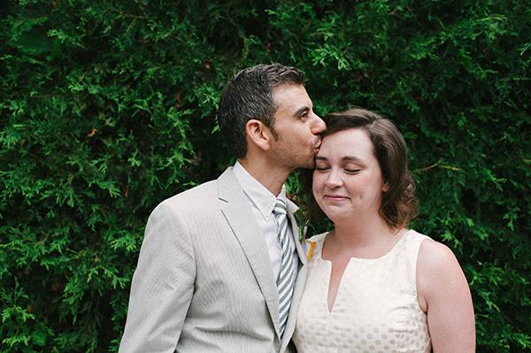 Sarah & Benjamin are married