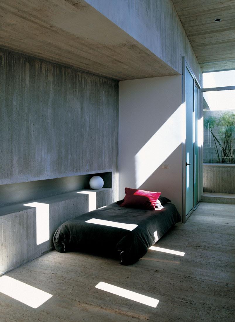 Casa Ocho al Cubo - Sebastian Irarrazaval, arquitectura, casas, diseño
