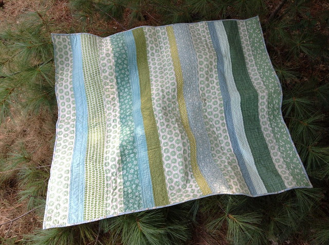 Baby Quilt 3