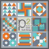 P2 Mango Azure Quilt Along