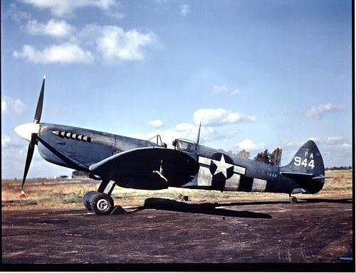 Spitfire MK XI PA 944 Color
