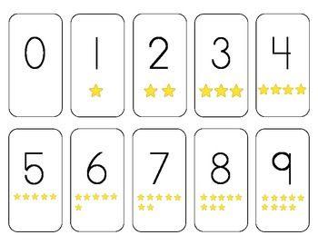 Number Names Worksheets : printable number cards 0-10 ~ Free ...