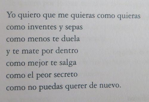 Yo quiero... Carlos Salem