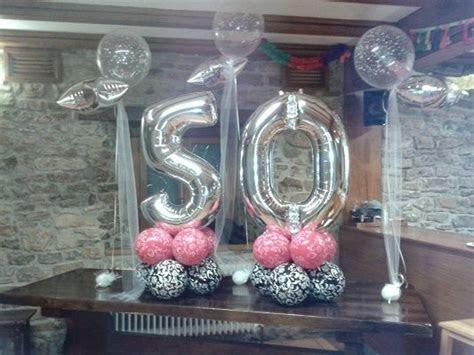 Decoracion De Fiestas De Cumpleaños Para Mujeres De 50