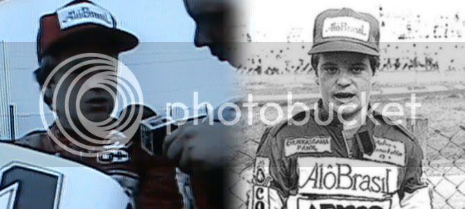 Rubens Barrichello karting primeros pasos