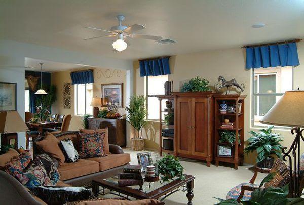 Rustic Interior Design Styles   Log Cabin